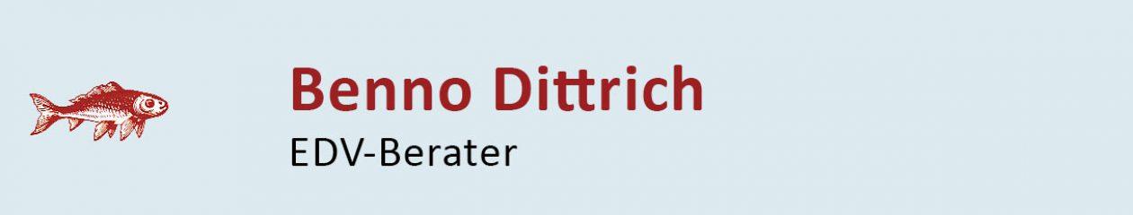 Benno Dittrich